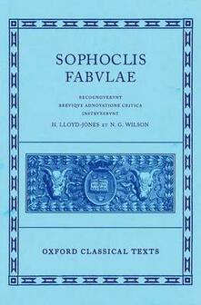 Sophocles Fabulae - Sophocles - cover