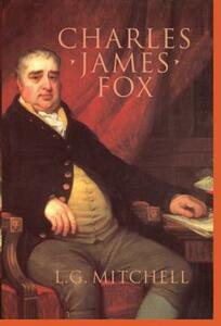 Charles James Fox - L. G. Mitchell - cover