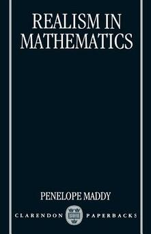 Realism in Mathematics - Penelope Maddy - cover