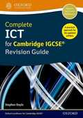Libro in inglese Complete ICT for Cambridge IGCSE Revision Guide Stephen Doyle