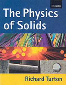 The Physics of Solids - Richard Turton - cover