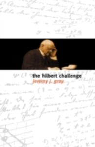 The Hilbert Challenge - Jeremy Gray - cover