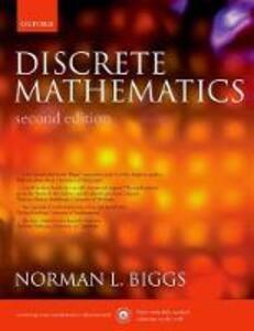 Discrete Mathematics - Norman L. Biggs - cover