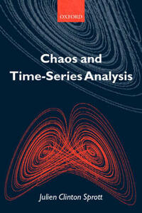 Chaos and Time-Series Analysis - Julien Clinton Sprott - cover