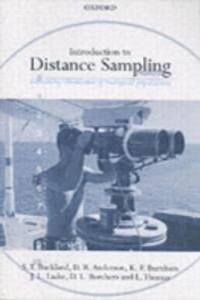 Introduction to Distance Sampling: Estimating Abundance of Biological Populations - Stephen Terrence Buckland,David Louis Borchers,Leonard Thomas - cover