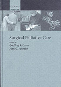 Surgical Palliative Care - cover