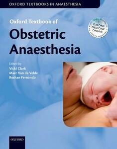 Oxford Textbook of Obstetric Anaesthesia - cover
