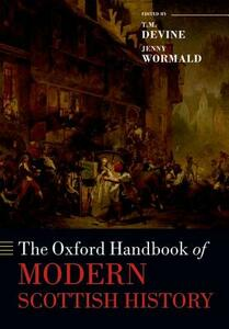 The Oxford Handbook of Modern Scottish History - cover