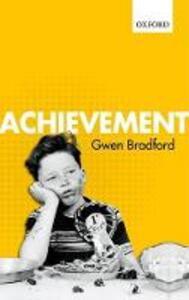 Achievement - Gwen Bradford - cover
