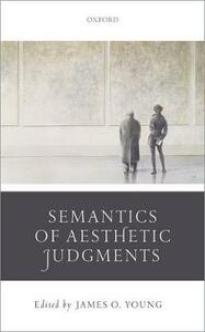 Semantics of Aesthetic Judgements - cover