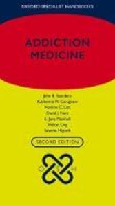 Addiction Medicine - cover