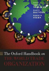 The Oxford Handbook on The World Trade Organization - cover