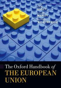 The Oxford Handbook of the European Union - cover