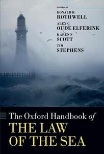 The Oxford Handbook of the Law of the Sea - cover