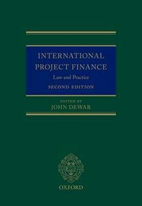 International Project Finance: Law and Practice - cover