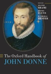 The Oxford Handbook of John Donne - cover
