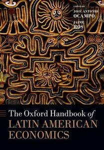 The Oxford Handbook of Latin American Economics - cover
