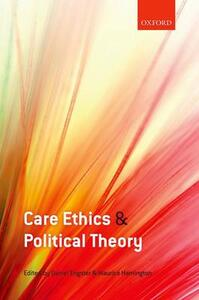 Care Ethics and Political Theory - cover