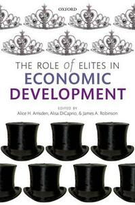 The Role of Elites in Economic Development - cover
