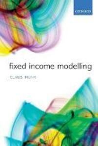 Fixed Income Modelling - Claus Munk - cover