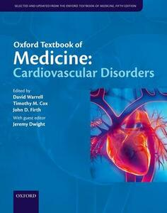 Oxford Textbook of Medicine: Cardiovascular Disorders - cover
