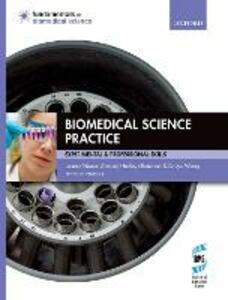 Biomedical Science Practice - cover