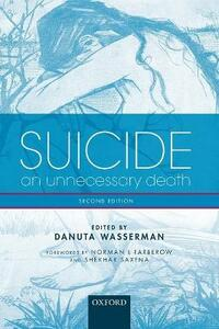 Suicide: An unnecessary death - cover