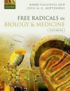Free Radicals in Biology and Medicine - Barry Halliwell,John M. C. Gutteridge - cover