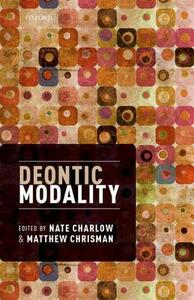 Deontic Modality - cover