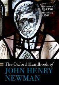 The Oxford Handbook of John Henry Newman - cover