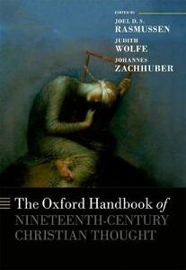 The Oxford Handbook of Nineteenth-Century Christian Thought - cover