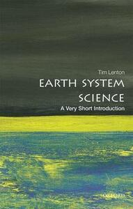 Earth System Science: A Very Short Introduction - Tim Lenton - cover