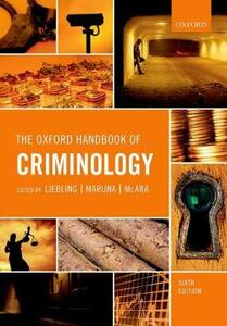 The Oxford Handbook of Criminology - cover