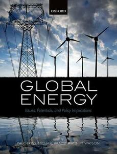 Global Energy: Issues, Potentials, and Policy Implications - cover