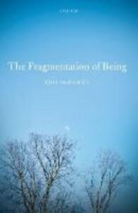 The Fragmentation of Being - Kris McDaniel - cover