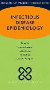 Infectious Disease Epidemiology - cover
