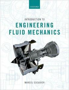 Introduction to Engineering Fluid Mechanics - Marcel Escudier - cover