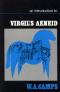 An Introduction to Virgil's Aeneid - W. A. Camps - cover