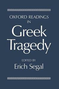 Oxford Readings in Greek Tragedy - cover