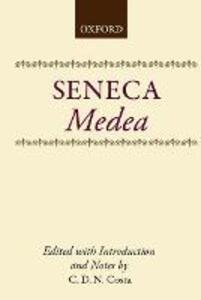 Medea - Seneca - cover