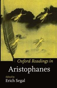 Oxford Readings in Aristophanes - cover