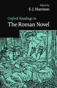 Oxford Readings in the Roman Novel - cover