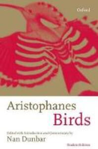 Aristophanes: Birds: Student Edition - Aristophanes - cover