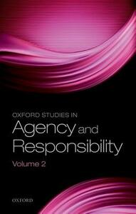 Oxford Studies in Agency and Responsibility, Volume 2: 'Freedom and Resentment' at 50 - cover