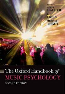 The Oxford Handbook of Music Psychology - cover