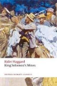 King Solomon's Mines - H. Rider Haggard - cover