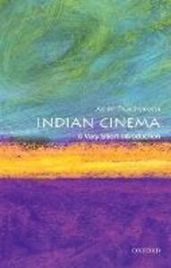 Indian Cinema: A Very Short Introduction - Ashish Rajadhyaksha - cover