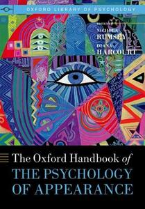 Oxford Handbook of the Psychology of Appearance - cover