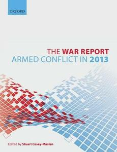 The War Report: Armed Conflict in 2013 - cover