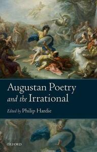 Augustan Poetry and the Irrational - cover